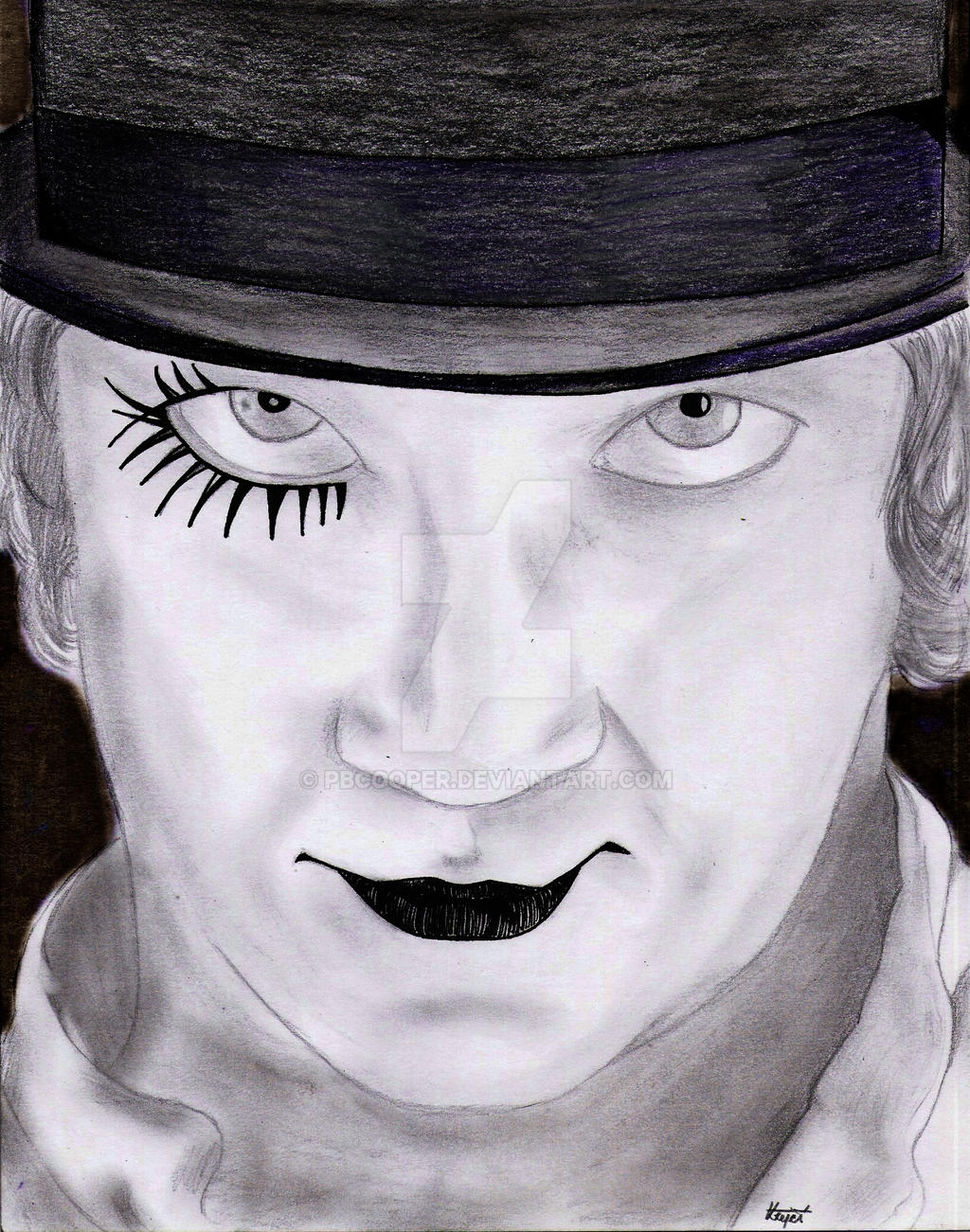 Clockwork Orange by PBCooper