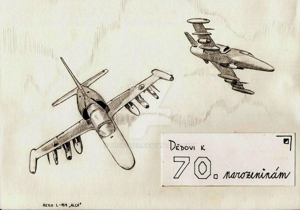 Aero L-159 'ALCA' by PBCooper