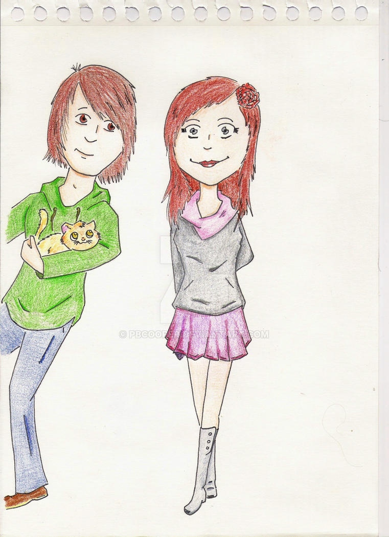 My Friend in Anime version by PBCooper