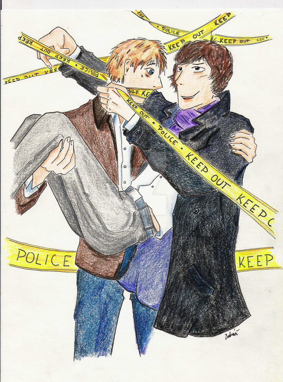 Fan Fiction Sherlock by PBCooper