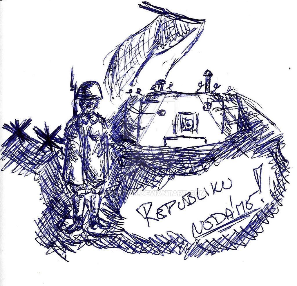 Republic by PBCooper