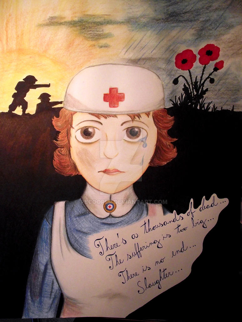 Join to the Army, Join to the Nurse Corps... by PBCooper