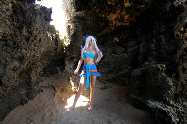 Crystal Cave by FireNationCosplay