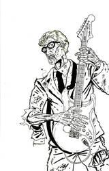 Zombie Buddy Holly
