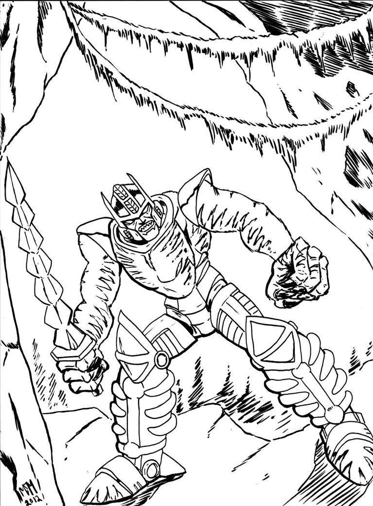 Dinobot Transformer Free Coloring Pages