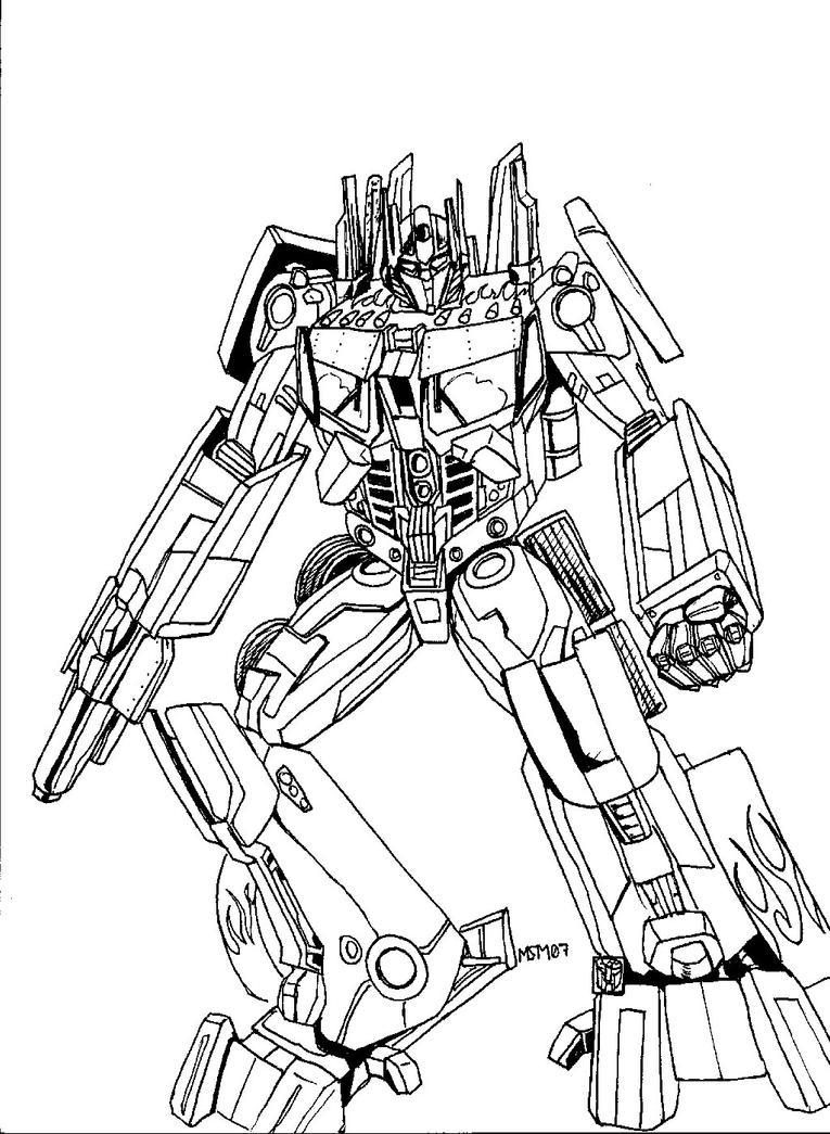 leader optimus prime by milkmanx on deviantart