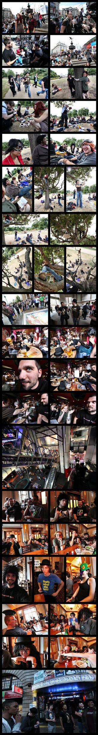 DA 10th Birthday Party by greenie