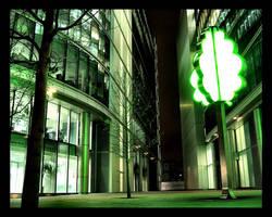 Fake Plastic Tree by greenie