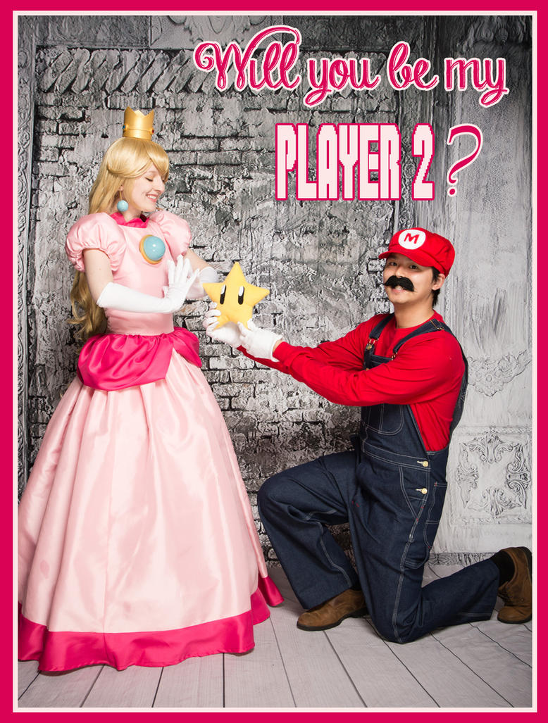Be My Player 2 by christadaelia