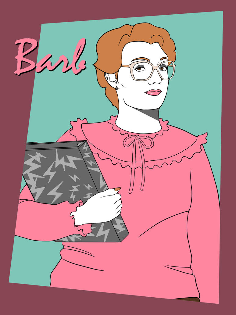 Barb by christadaelia
