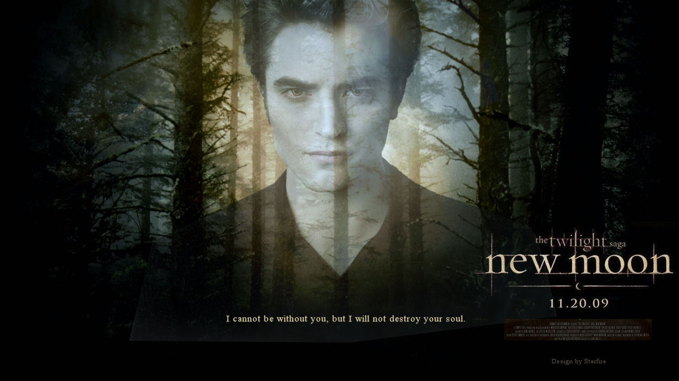 New Moon Edward Forest Wp By Starfire2010 On Deviantart