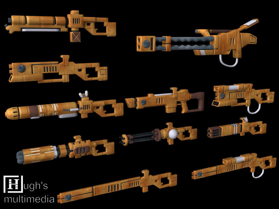 tau small arms by hughtheindestructibl on DeviantArt