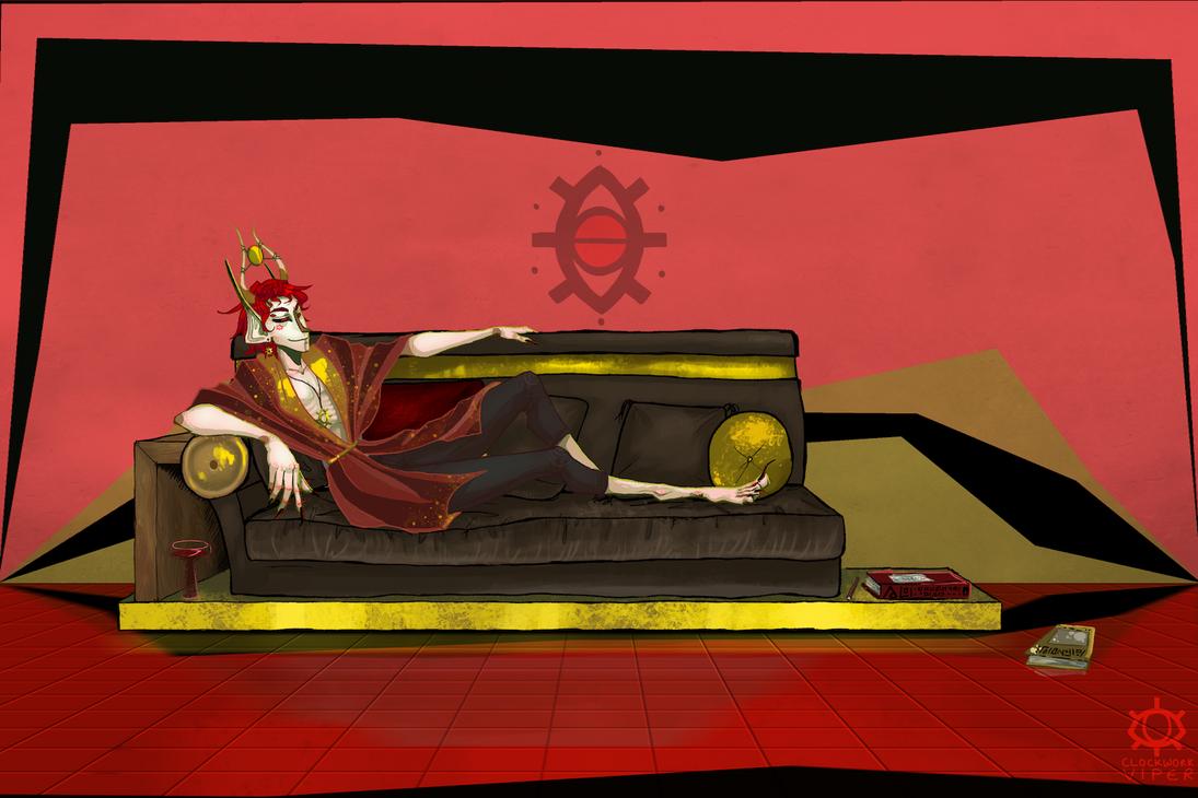 3rd Guarratov Emperor Seth