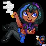 Saki Icon Pixel2