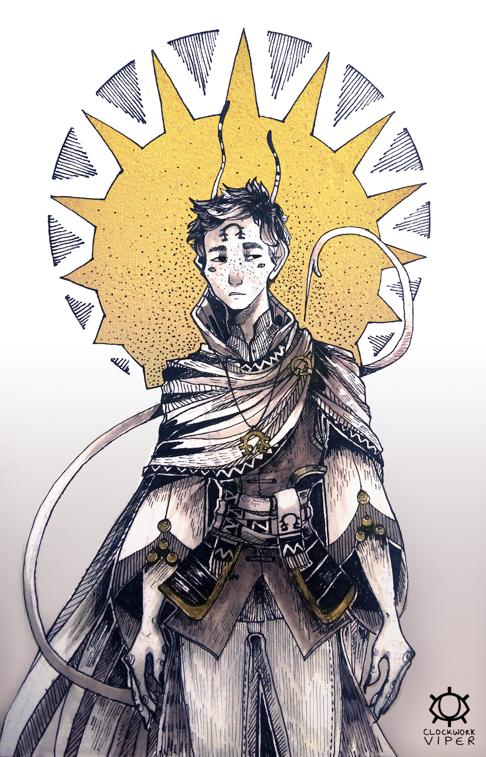 Qrrifon - Prince of the Sun
