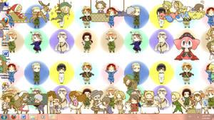 Hetalia Shimeji Invasion!!!