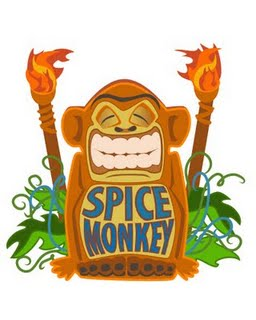 Spice Monkey- Tiki Monkey by ishbeth