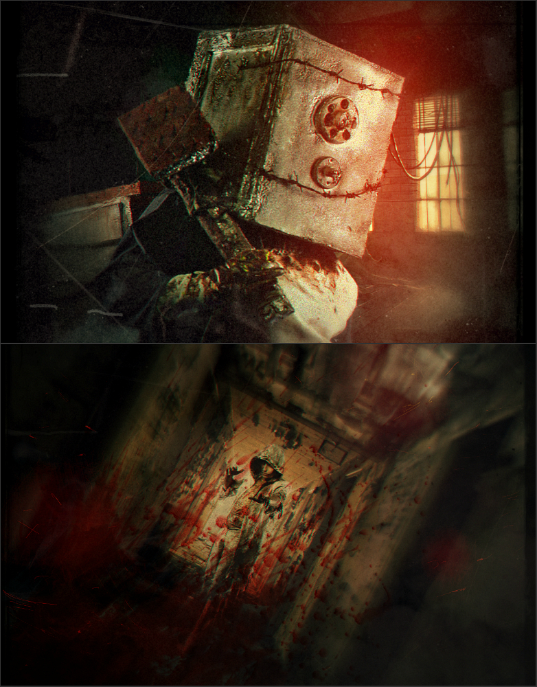 THE EVIL WITHIN by NagoyaKiD