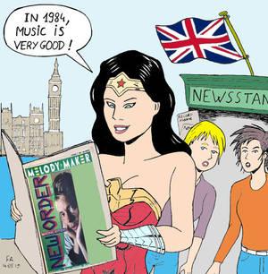 Wonder Woman 1984 New Order