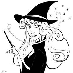 DTIYS 56 Witch