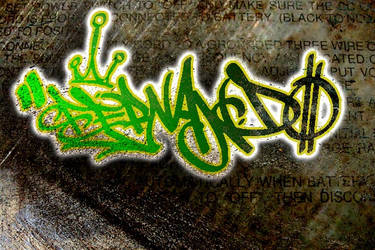 My signature by ferxi