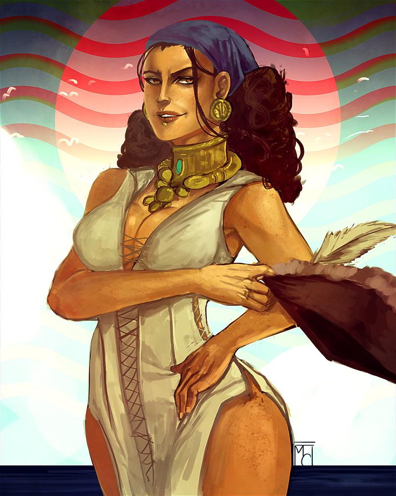 .Isabela. by lunaticenigma