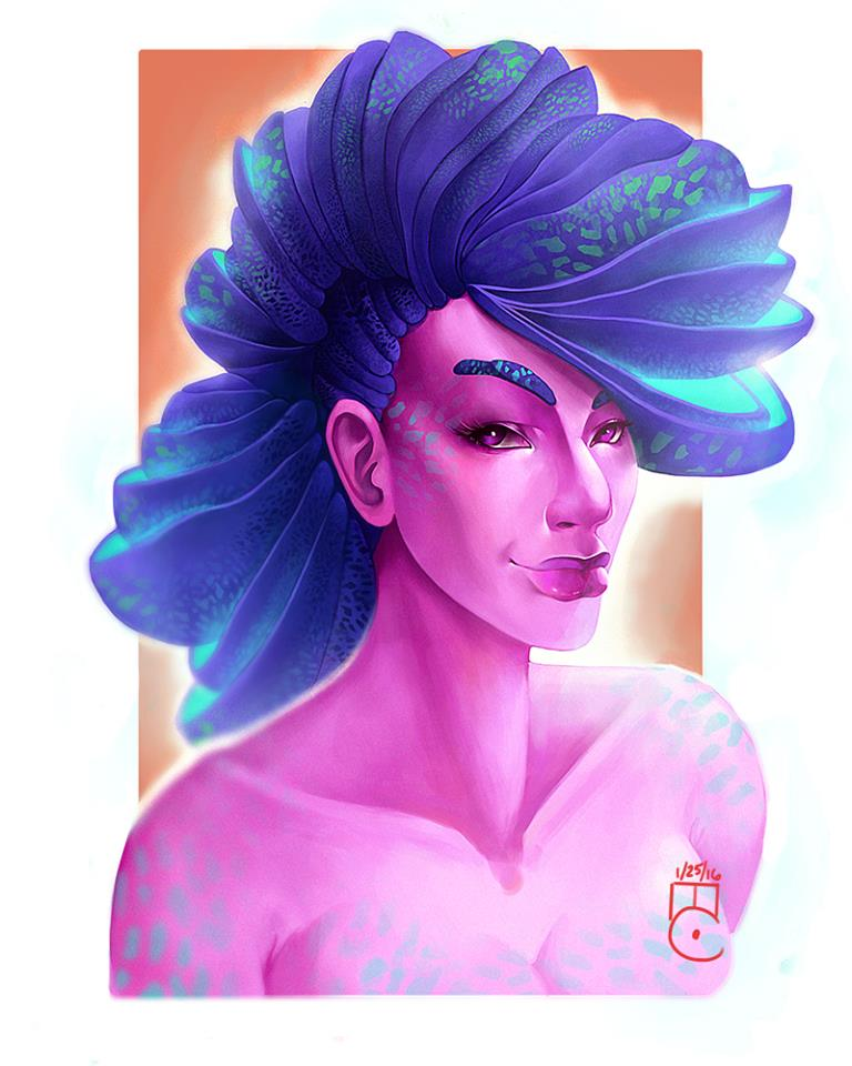 .Hair 01. by lunaticenigma