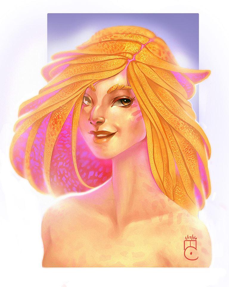 .Hair 02. by lunaticenigma