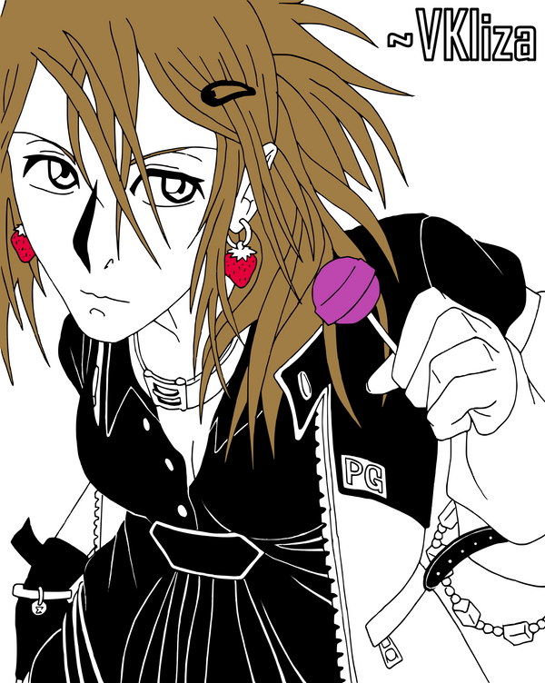 VKliza's Profile Picture