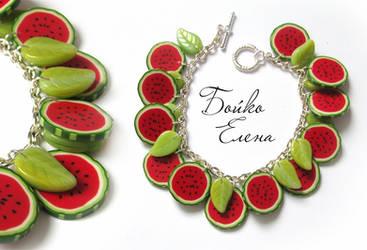 Watermelon by ElenaBoyko