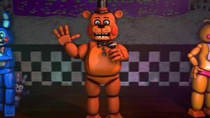 Toy Freddy - [FNAF SFM]