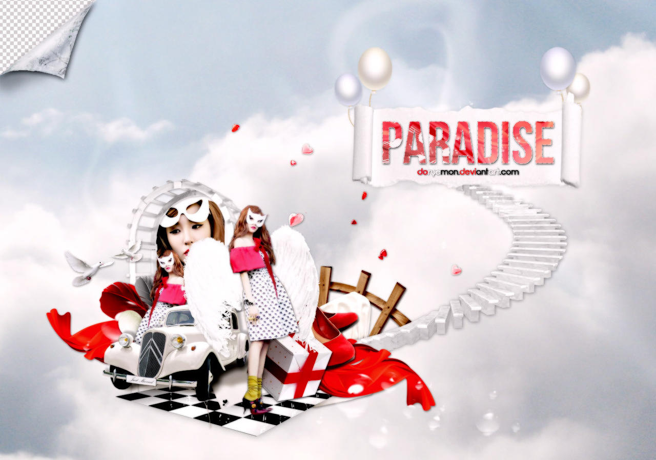 The Paradise by ryeddh20
