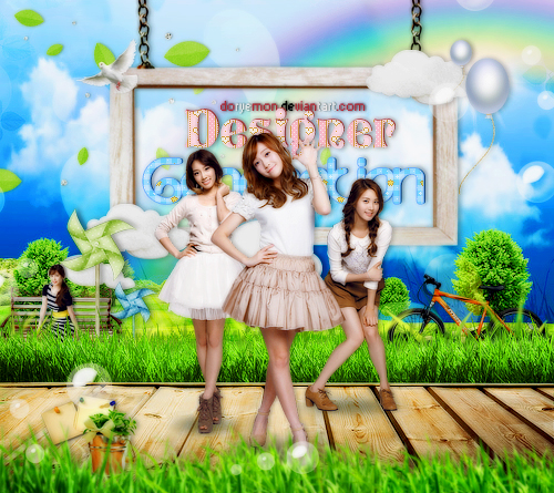 Mini Wallpaper - For DG Group by ryeddh20