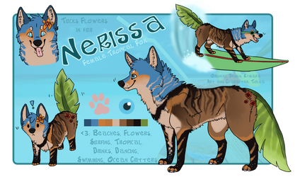 Nerissa by Wahots