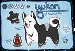 MYO Entry: Yukon!