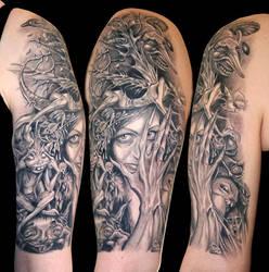 Faeries Tattoo
