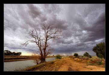 Three Peals of Thunder by Sun-Seeker