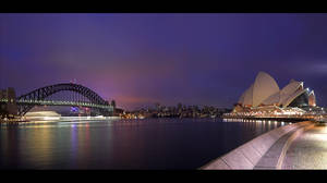 Dawn in Sydney by Sun-Seeker