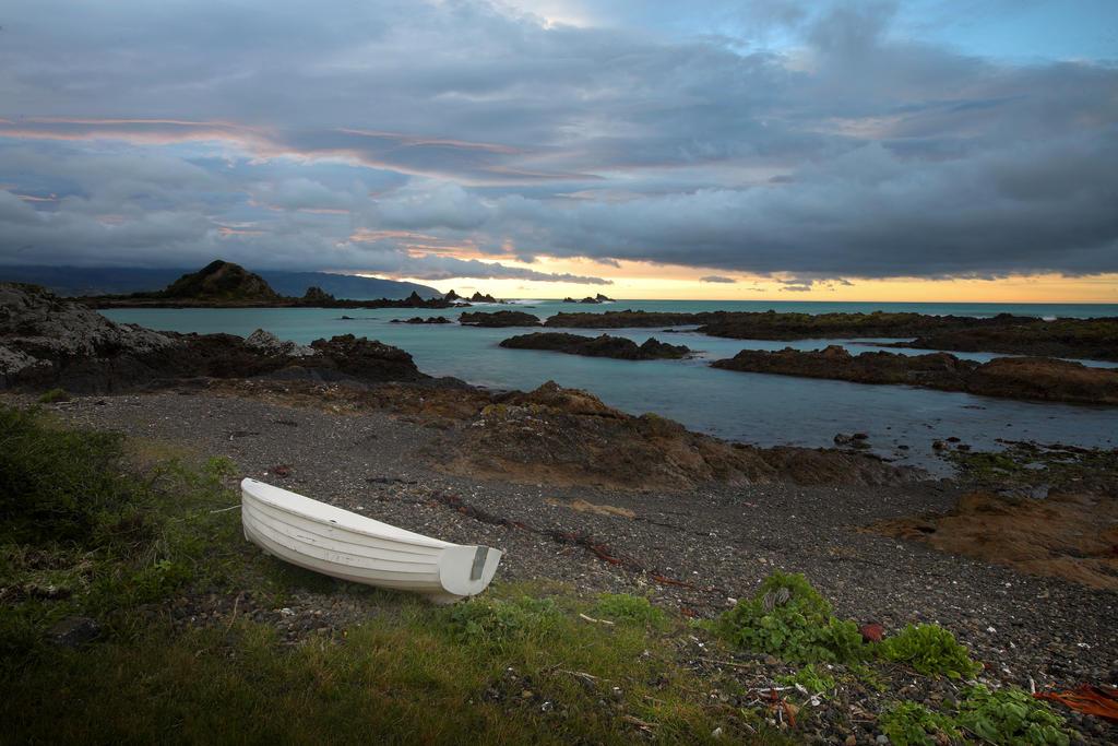 The White Boat by Sun-Seeker