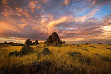 Sky Pinnacle by Sun-Seeker
