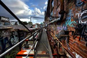 Gangway by Sun-Seeker