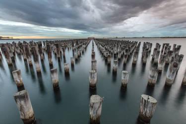 Princes Pier Melbourne by Sun-Seeker