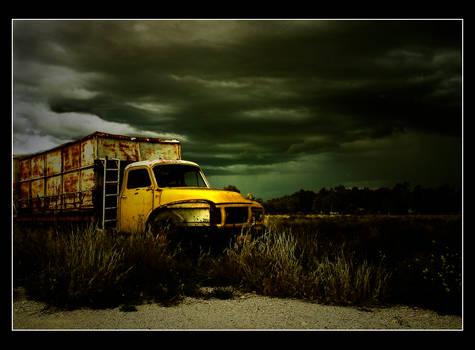Truckin' Clouds