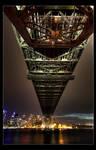 Sydney Under Bridge by Sun-Seeker