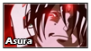 Asura stamp by HalfTrollFaceplz