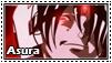 Asura stamp by HalfTrollFaceplz