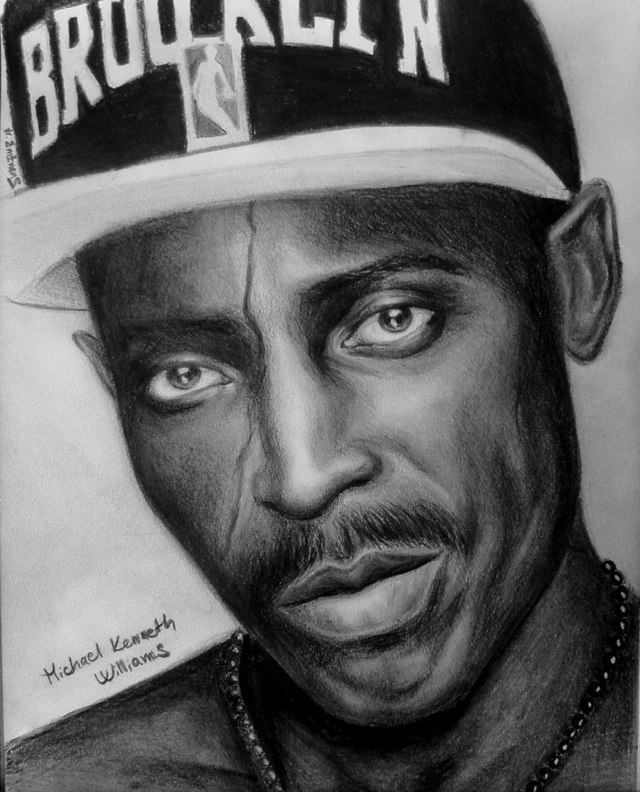 Michael Kenneth Williams by drEminens