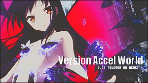 Accel World 02 by LoveShaoran
