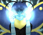 Leif from Bug Fables Humanized
