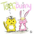 HI TIGER AND BUNNY